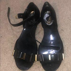Black Girls michael kors sandals